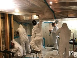 Mold-Removal-Crew-Working-OnSite