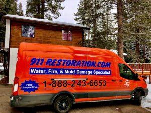 911 Restoration Reno - Winter job
